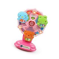 VTech Lil' Critters Spin and Discover Ferris Wheels, Pink