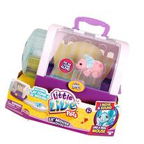 Little Live Pets Lil' Mouse - Cuppi-Swirl, Pink