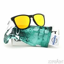 Limited Heritage Frogskins Sunglasses OO9013 24-418 Black