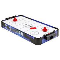 Hathaway Blue Line Portable Air Hockey Table