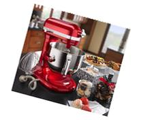 KitchenAid 7-qt. Pro Line Stand Mixer, Candy Apple Red
