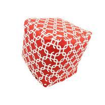 Majestic Home Goods Links Bean Bag Cube, Indoor/Outdoor