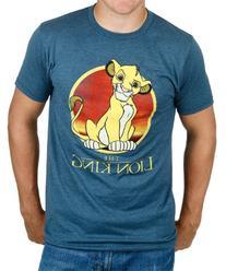 Lion King Simba Circle T-Shirt