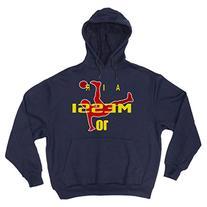 "Lionel Messi FC Barcelona ""Air Messi"" Hooded Sweatshirt"