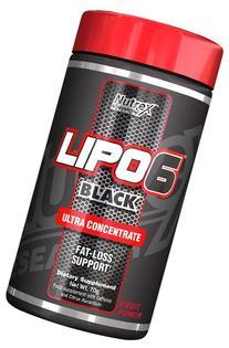 Nutrex Lipo-6 Black Ultra Concentrate - 10 Capsules