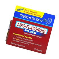 Lipoflavonoid Plus Extra Strength 100 Caplets