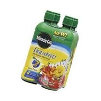 Scotts Miracle Gro #100432 4PK Liquafeed Refill