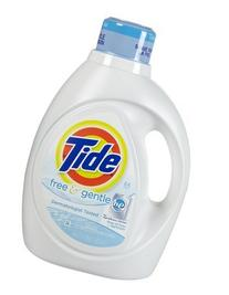 Tide Free & Gentle HE Liquid Detergent - 100 oz