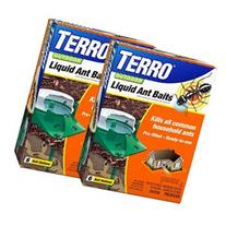 TERRO Outdoor Liquid Ant Bait 6 pack T1806-2 Pack