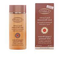 Clarins Sun Liquid Bronze Self Tanning 4.2oz./125ml