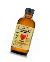 Liquid Vitamin C Natural Orange Flavor - 4 Fl. Oz