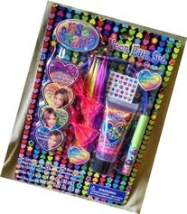Lisa Frank Neon Beauty Hair Set