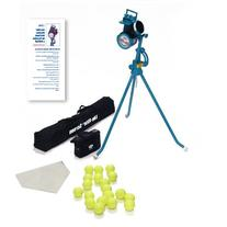 Jugs Lite-Flite Machine Package for Softball