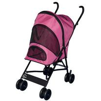 Travel Lite Standard Pet Stroller Color: Pink