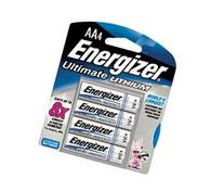 Lithium Batteries by  Ultimate  Pack of 4