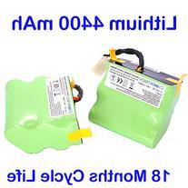 Lithium Neato VX 4400mAh Replacement Battery for Neato XV-11