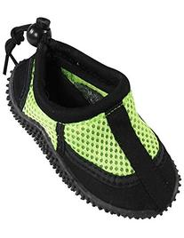 Starbay - Little Girls Athletic Water Shoe, Lime 37843-