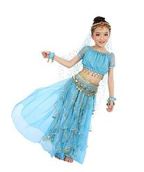 Astage Little Girl`s Girls Belly Dance Carnival Dancing