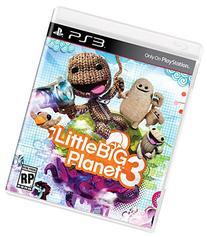Little Big Planet 3 - PlayStation 3
