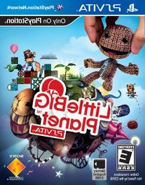Little Big Planet - PS Vita Video Game