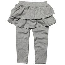 eTree Little Girls' Culottes Skirts Cotton Pants Size 6