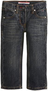 Tommy Hilfiger Little Boys' Freedom Jeans, Heritage, 4