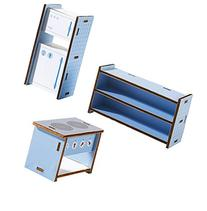 "HABA Little Friends Kitchen - DollHouse Furniture for 4"""