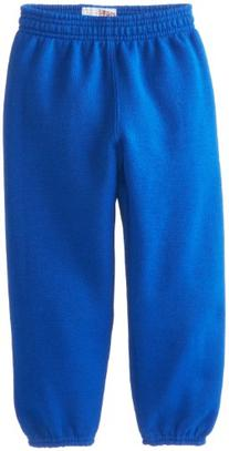 Soffe Little Boys' Heavyweight Sweat Pant, Royal, Large