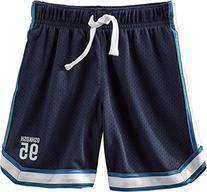 Adidas Little Boys' Adidas Mesh Shorts, Black, 4T