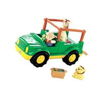 Fisher-Price Little People Zoo Talkers Animal Sounds Safari