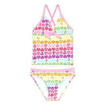 Hasbro Little Girls' My Little Pony Heart Tankini
