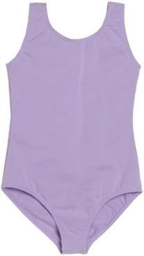 Sansha Little Girls' Shanice Leotard Tank, Lavender ,Small/4