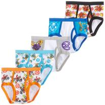 Handcraft Little Boys' Skylanders  Brief , Assortment, 6