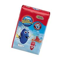 Huggies Little Swimmers Disposable Swim Pants, Size Large,