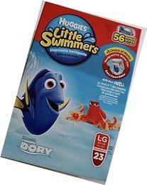 Huggies Little Swimmers Disposable Swimpants Large - Bonus