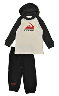 Quiksilver Little Boys' Thermal Hoody with Fleece Pants,