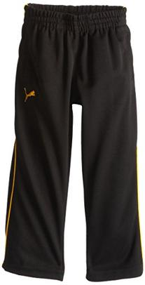 PUMA Little Boys' Training Pant 2, Black, 2T