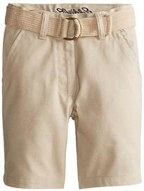 Eddie Bauer Little Boys Twill Shorts with Back Flap Pockets