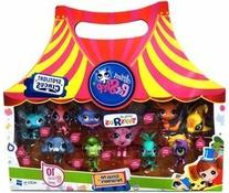 Littlest Pet Shop Circus Pet Collection