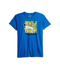 Carhartt Kids - Live For The Hunt Force Tee   Boy's T Shirt