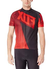 Fox Men's Livewire Race Jersey, Red, Medium