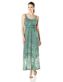 prAna Living Adrienne Dress, Seaweed, Small