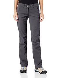 prAna Living Women's Tall Inseam Halle Pant, Coal, 8