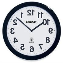 Lorell Llr-60997 Radio Controlled Wall Clock - Quartz -