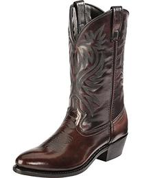 Laredo Men's London Western Boot,Black Cherry,8.5 D US