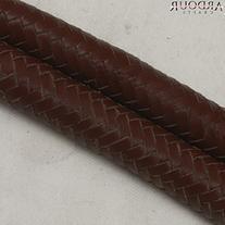 3 Feet Long 16 Plait Genuine Leather Bull Whip Heavy Duty