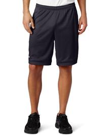 Champion Men's Long Mesh Short With Pockets,Navy,X-Large