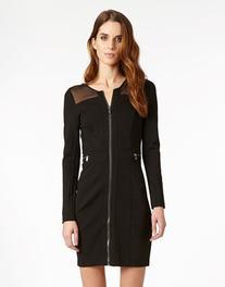 Morgan Long Sleeve Dress