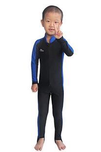Long Sleeve One Piece Swimsuit Surfing Suit Orange