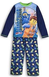 Lego Movie Boy 2 PC Long Sleeve Pajama Set